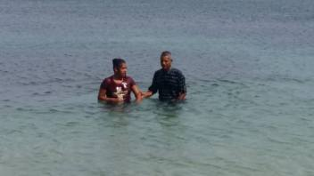 arlyn baptism1
