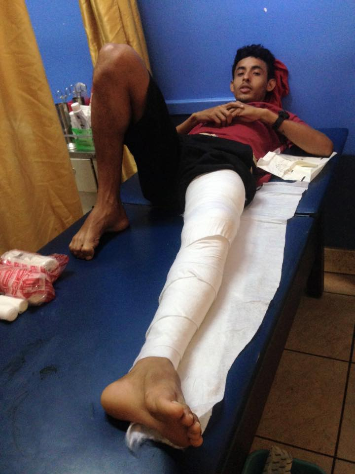 hector injury